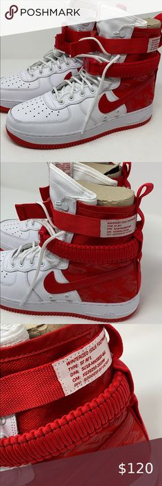 Newest Nike Air Force 1 SF AF1 Mid QS White 857872 005 Women's Men's Basketbal Shoes Sneakers 857872 005