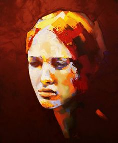 Fragments – Portraiture by Solly Smook Portrait Art, Portrait Paintings, Portraits, Cool Paintings, Art Oil, Impressionism, Artsy Fartsy, Painting & Drawing, Gallery