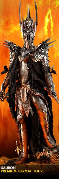 Sauron Premium Format Figure - Sideshow Collectibles - US $899.99 SideshowCollectibles.com