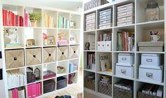 Organize cada cômodo #6: como organizar o home office - Casinha Arrumada