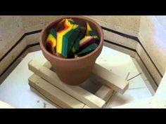 CERAMIC DAM POT-MELT - YouTube Calculating volume i cu inch of glass = 1.5 oz