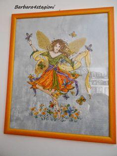 Butterlfly Fairy - ricamo 2014