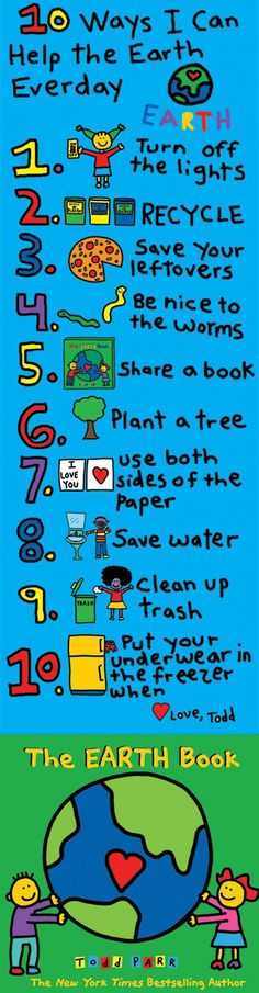 TEACH YOUR CHILD TO READ - Every one of us can help protect the earth and make it feel good. Remember: if we take care of it, it will take care of us. Love, Todd Super Effective Program Teaches Children Of All Ages To Read. Earth Day Projects, Earth Day Crafts, Nature Crafts, Art Projects, Earth Craft, Earth Day Activities, Preschool Activities, Earth Hour, Planet Earth