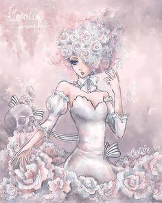 Doll .:Kuroshitsuji:. by Cerithe.deviantart.com on @deviantART