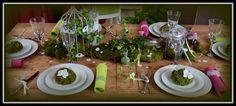 Table Jardin Romantique (Jour J)
