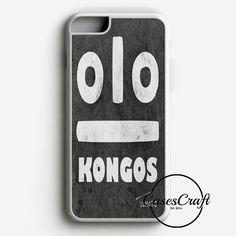 Cover Olo Kongos iPhone 7 Plus Case   casescraft