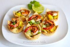 These savoury tarts look a little bid delicious for a party #food #catering #tarts