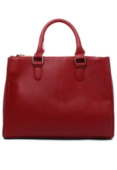 Chicwish Red HandBag