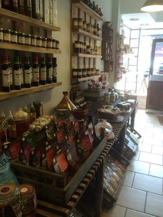 Stamford Delicatessen - Stamford - Food - Visual Merchandising - Visual Merchandising - Lifestyle - Love It - www.clearretailgroup.eu