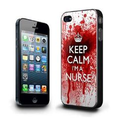 12 Super Adorable iPhone Cases for Nurses: http://www.nursebuff.com/2014/08/best-iphone-cases-for-nurses/
