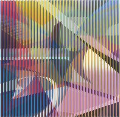 RAPHAEL BORER AND LUKAS OBERER - UNTITLED - ARTSTÜBLI http://www.widewalls.ch/artwork/raphael-borer-and-lukas-oberer/untitled-39/ #painting