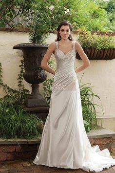 Wedding Dress by MC0007 Mon Cheri Wedding dresses Designer Wedding Dresses from WeddingSprings