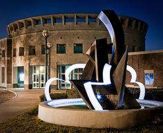 Orlando Museum of Art.  Great architecture!