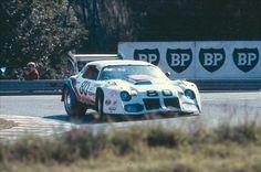 """""""Hershel McGriff's """"snowplow"""" Camaro at Le Mans 1982"""" : Hershel McGriff / Richard Brooks - Chevrolet Camaro - Stratagraph Inc. - L Grand Prix d'Endurance les 24 Heures du Mans - 1982 FIA World Endurance Championship, round 4"""