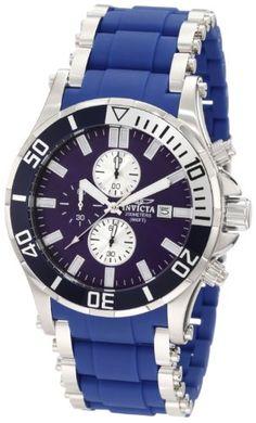 1a6efc5062f Invicta Men s 1477 Sea Spider Collection Scuba Chronograph Watch