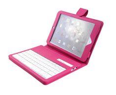 Apple iPad MINI 4 3 2 Stand Leather Case Cover With Bluetooth Keyboard For iPad MINI 4 3 2 1 Bag