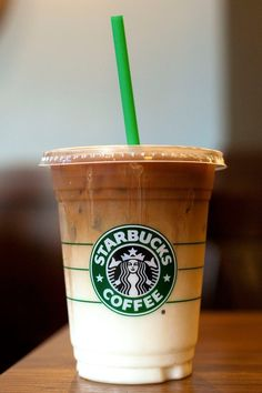 Be Your Own Barista: How to Make All of Your Favorite Starbucks Drinks at Home Starbucks iced caramel macchiato recipe Iced Coffee At Home, Best Iced Coffee, Iced Coffee Drinks, Starbucks Iced Coffee, Iced Caramel Latte Starbucks, Coffee Coffee, Iced Coffee With Keurig, Coffee Beans, Iced Coffee Recipes