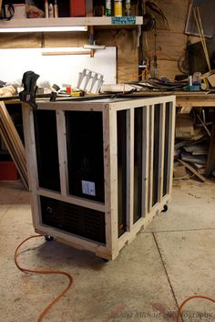 Hopefully not just your average Kegerator (Keezer) Build Thread - Home Brew Foru. - Hopefully not just your average Kegerator (Keezer) Build Thread – Home Brew Forums - Home Brewery, Home Brewing Beer, Pico Brasserie, Brewing Recipes, Beer Recipes, Pub Sheds, Brewing Equipment, Man Cave Bar, Beer Taps