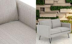 Austin Outdoor Loveseat, Quick Ship - Outdoor & Patio Furniture - Furniture - Macy's