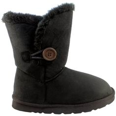 MukLuks Furry Pom-Pom #boots #shoes $39 | Shoes, shoes, and more ...