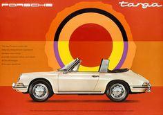 Porsche-Plakate von Hanns Lohrer! Quelle / Bilder & Artikel: http://www.spiegel.de/auto/aktuell/0,1518,813122,00.html