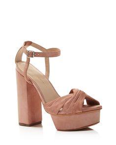 Loeffler Randall Arbella Platform High Heel Sandals
