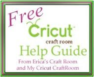 My Cricut Craft Room