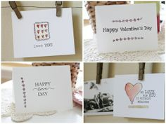 Cute Cards to print out.