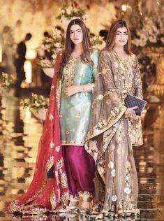 Pakistani Fancy Dresses, Party Wear Indian Dresses, Pakistani Fashion Party Wear, Pakistani Wedding Outfits, Designer Party Wear Dresses, Pakistani Wedding Dresses, Formal Dresses For Weddings, Pakistani Dress Design, Bridal Outfits