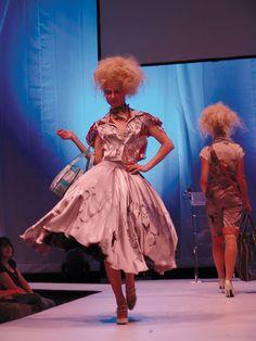 the eccentric Fashion Show