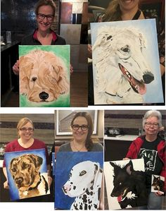 Guaranteed Results, voted Winnipeg's best Paint Your Pet class! Paint Your Pet, Free Fun, Cool Paintings, Paint Party, Learn To Paint, Pets, Learn How To Paint, Learn To Draw
