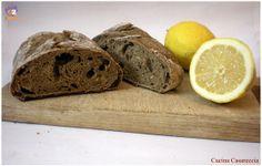 Pane al limone ricetta lievitati