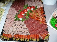 See related links to what you are looking for. Tapas, Party Food Platters, Christmas Appetizers, Canapes, Charcuterie, Food Art, Pineapple, Snacks, Holiday Decor