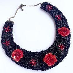 0 Instagram Photo Video, Crochet Necklace, Photo And Video, Polyvore, Jewelry, Fashion, Moda, Jewlery, Crochet Collar