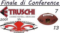 Etruschi Football Americano Livorno ASD - Campionato 00/001 - 21/1/01 - Finale di conference - Etruschi Vs Guelfi (7-13)