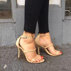 Enchante High Heels $69.95 www.fiebigershoes.com/products/Enchante