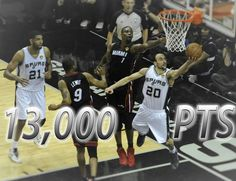 Manu Ginobili Spurs Pinterest Nba Players Kmart