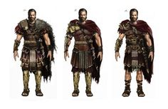 Concept Art: Ryse - Son of Rome Rogue Character, Character Art, Character Design, Game Concept Art, Armor Concept, Ryse Son Of Rome, Roman Armor, Greek Soldier, Rome Antique