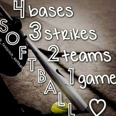 Softball Love It I Would Probably Have Nothing To Do All Day If