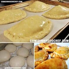 Aprenda como fazer massa para calzone com uma receita igual ao das melhores pizzarias do Brasil! vou te ensinar a fazer a receita de massa para calzone para você fazer no forno do seu fogão comum com um sabor de pizzaria mesmo. Você pode usar massa de calzone para fazer pizza. Para quem quer fazer calzone para vender.