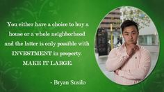 Bryan Susilo: Bryan Susilo - Property Investor