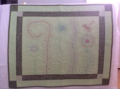 Summer's Gift project on Craftsy.com, Beyond Basic Machine Quilting