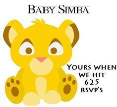 cute lion clipart simba - Google Search