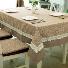 American circled plaid patchwork fabric table cloth tablecloth dining table cloth coffee table cloth