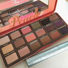 *UPDATE* Two New Too Faced Palettes - Leopard Print Everything