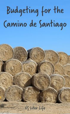 Camino de Santiago: How much should your camino budget be?