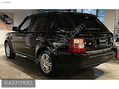 Land Rover Range Rover Sport 2.7 TDV6 SE 2006 R.ROVER SPORT 2.7 TDV6 SE BORUSAN ÇIKIŞLI NASYONEL'DEN