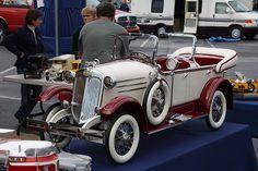 Antique Pedal car by carphoto, via Flickr