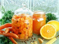 In Essig eingelegte Möhren ist ein Rezept mit frischen Zutaten aus der Kategorie Wurzelgemüse. Probieren Sie dieses und weitere Rezepte von EAT SMARTER!