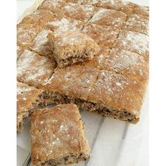 Good Food, Yummy Food, Tasty, Bread Recipes, Baking Recipes, Bread Dumplings, Zeina, Scandinavian Food, Swedish Recipes